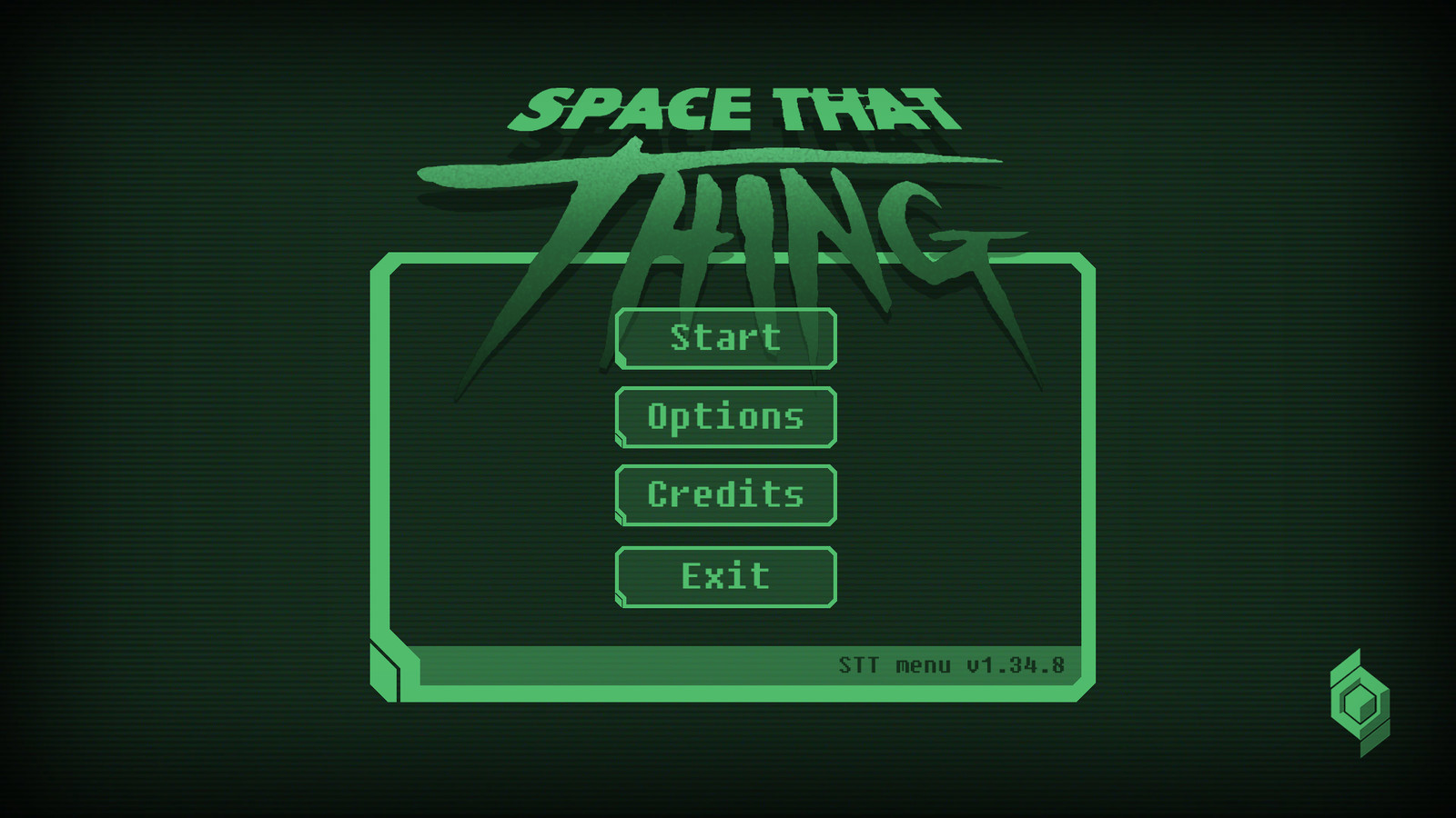 Space that Thing menus and UI
