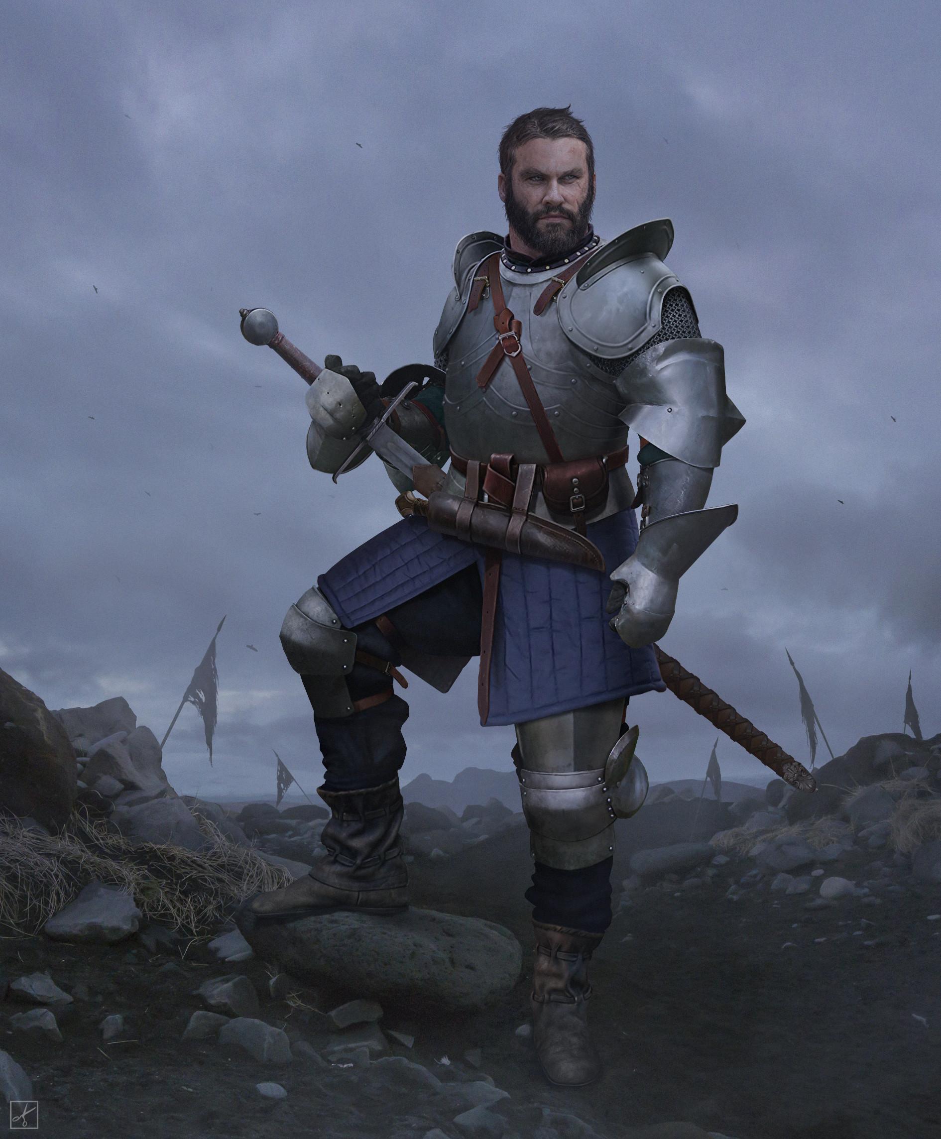 Pavel proskurin knight