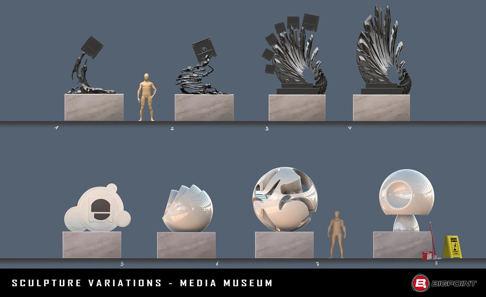 Artwork Concepts