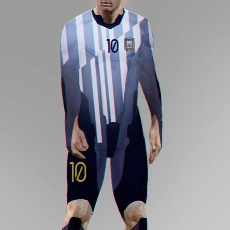futuristic football wear