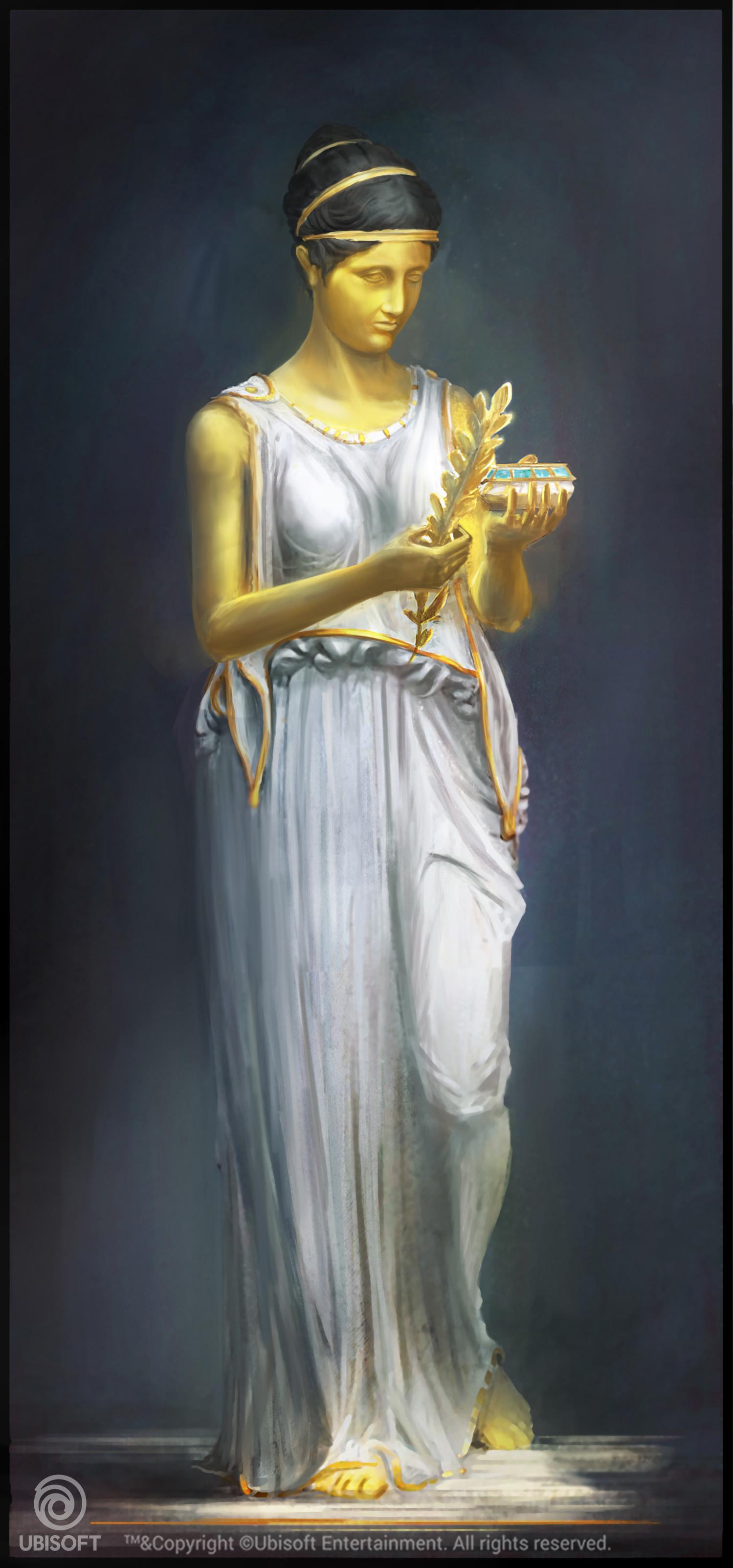 Tsvetelin krastev ace env cyrene oracleofdelphy statue tsvetelin krastev