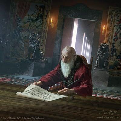Joshua cairos maestre pycelle by 1oshuart dartjzt