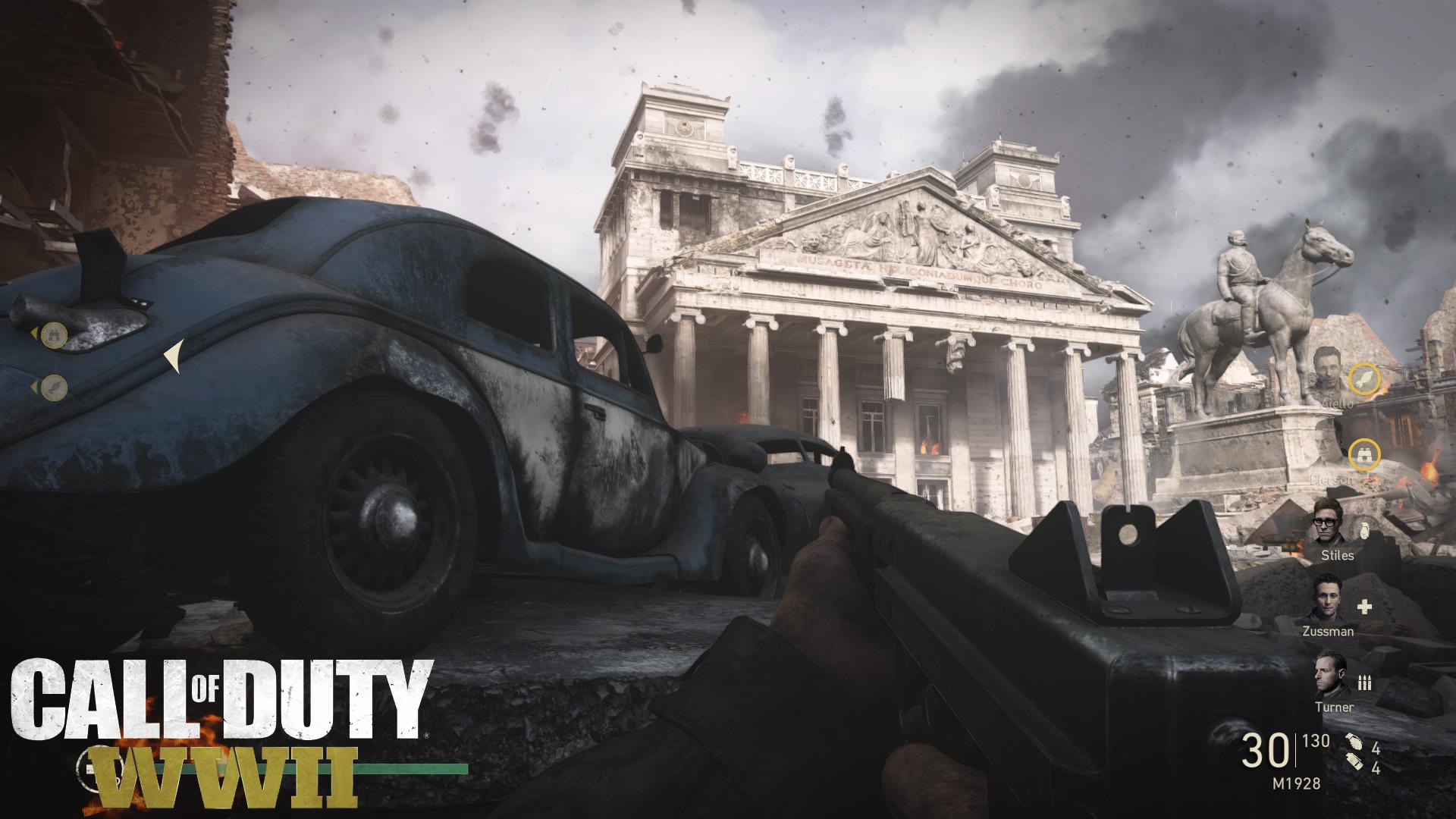Artstation Call Of Duty Ww2 Diego Teran