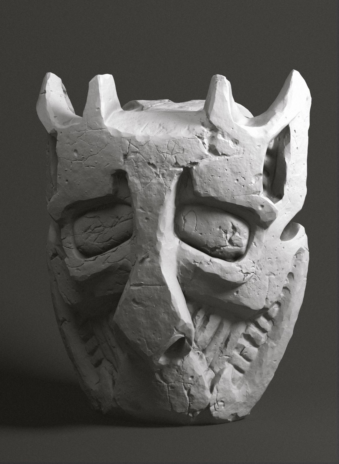 Totem sculpt