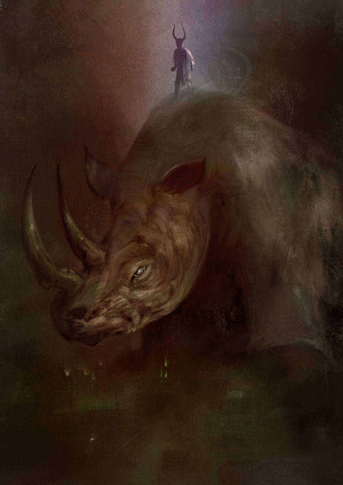 Rhino Vahana