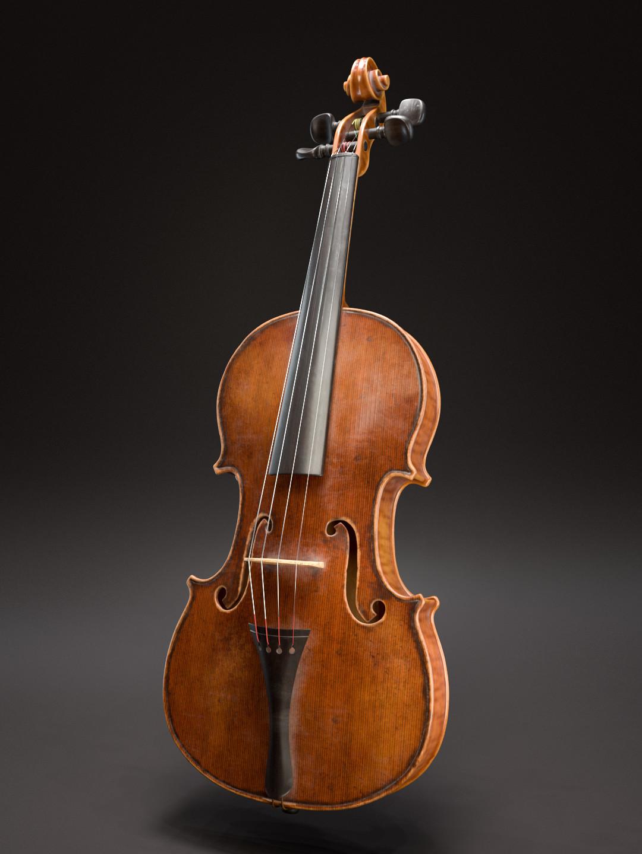 Gustav berg pedersen violinstudio front