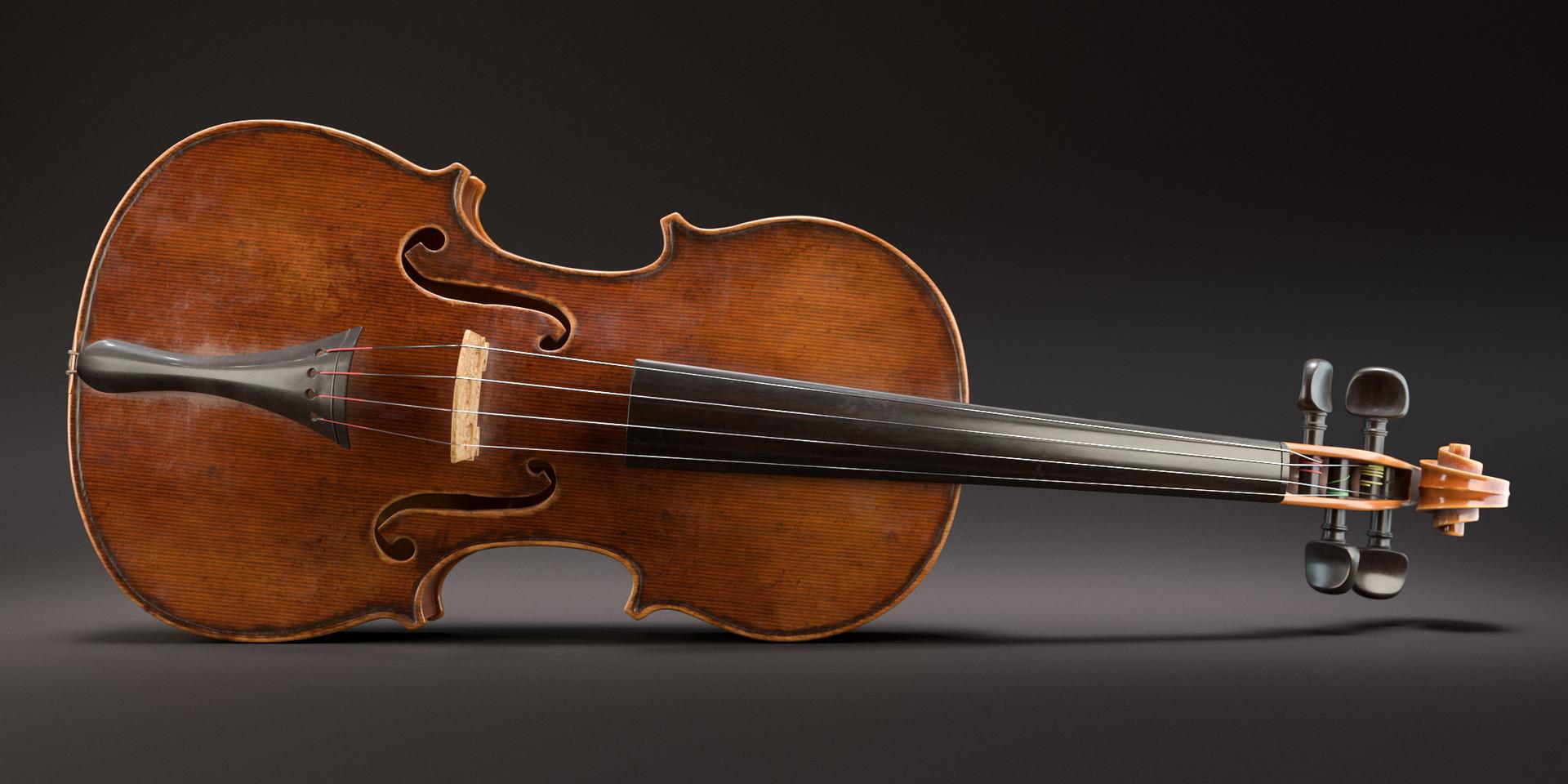 Gustav berg pedersen violinstudio wide01
