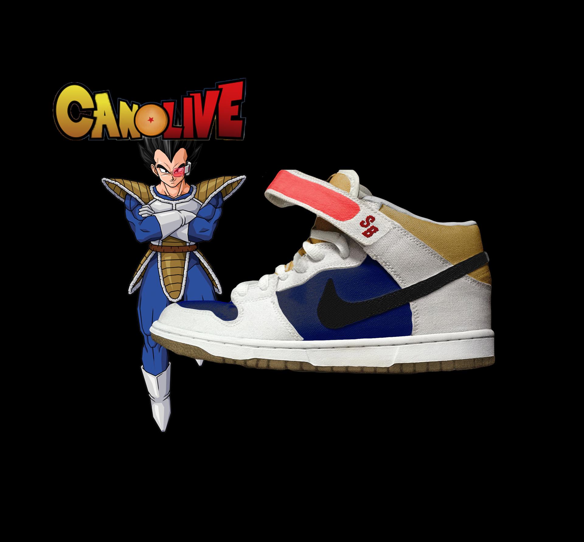 Custom True Blue Air Jordan III Nike Air Force 1 by Mizzee