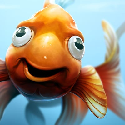 Zsolt kosa goldfish by zsoltkosa d391lu1