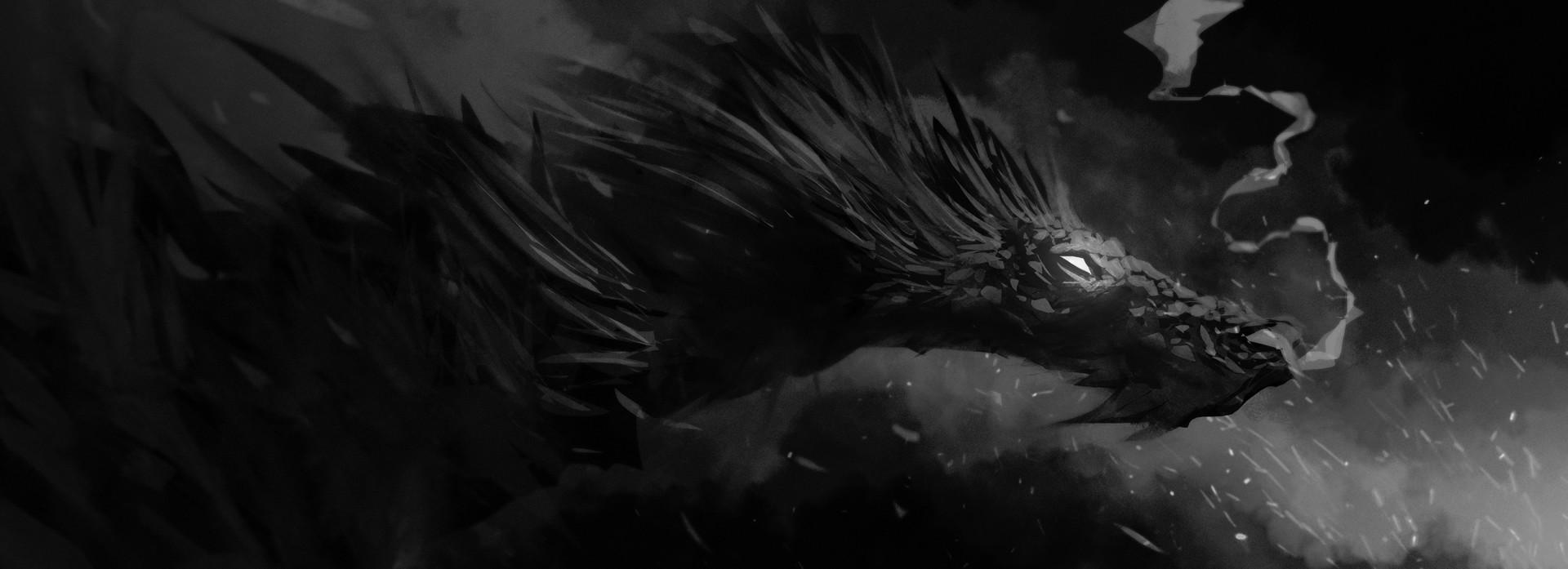 Federico ferrarese fede dragon gray