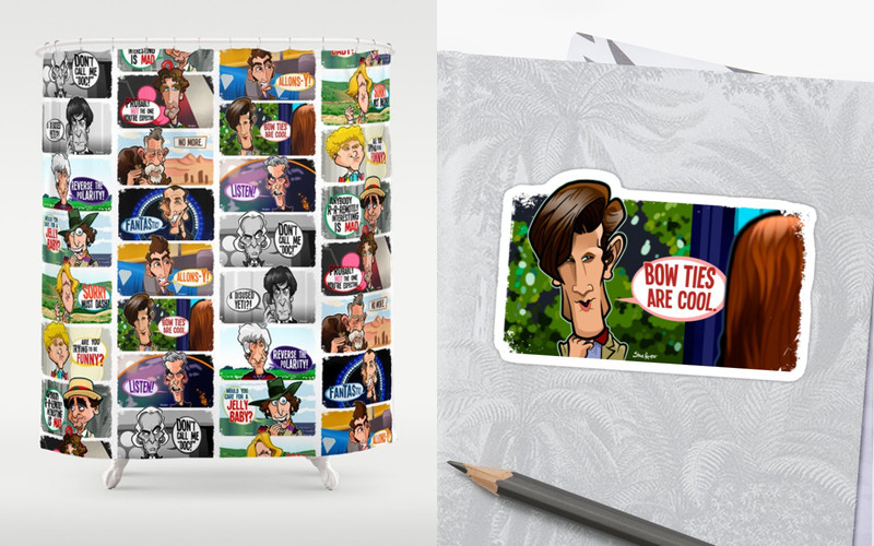 Merch : http://www.neatoshop.com/artist/BinaryGod/collection/The-Doctor-Is-In