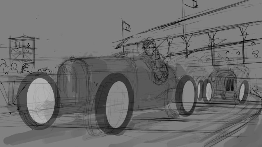 Zoltan korcsok sketch