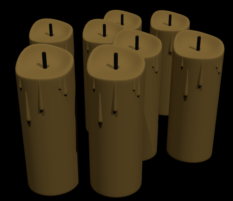 Joseph moniz candles001