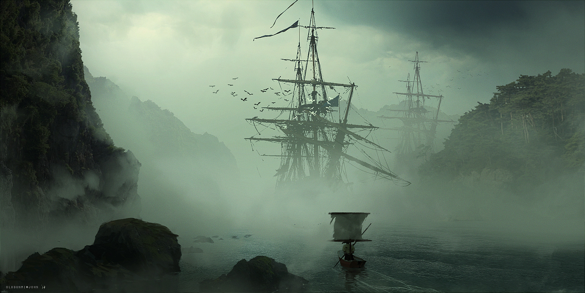 Olubunmi john giant ship final