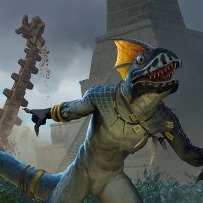 Milek jakubiec lizardmen014