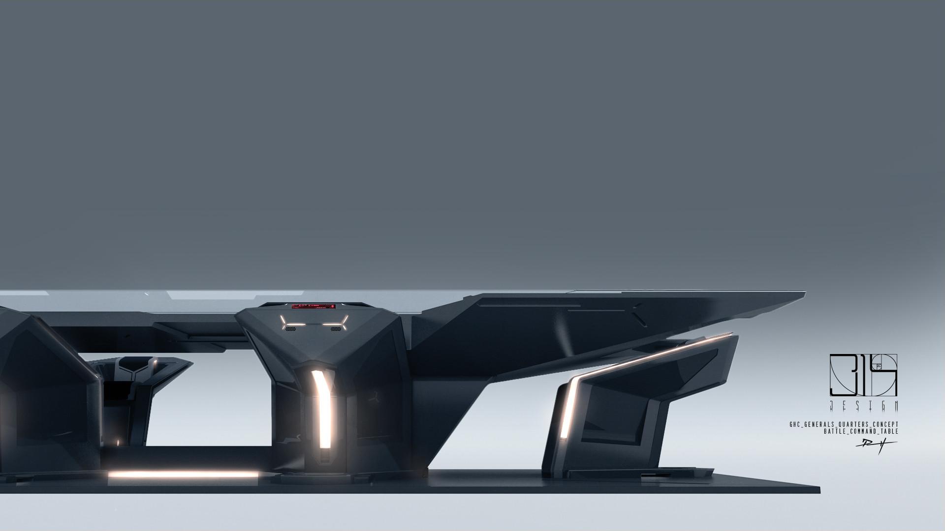 Daniel pellow sci fi room table 20