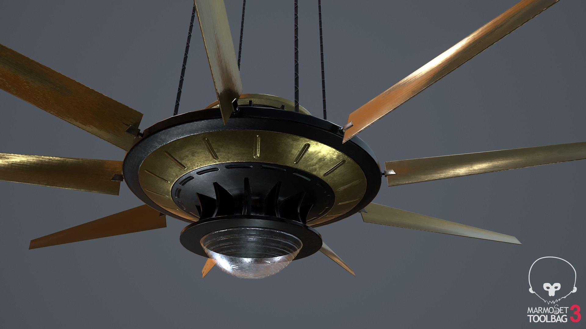 Artem lunyov ceiling fanlamp dishonored 2 fan art artem lunyov 1 mozeypictures Images