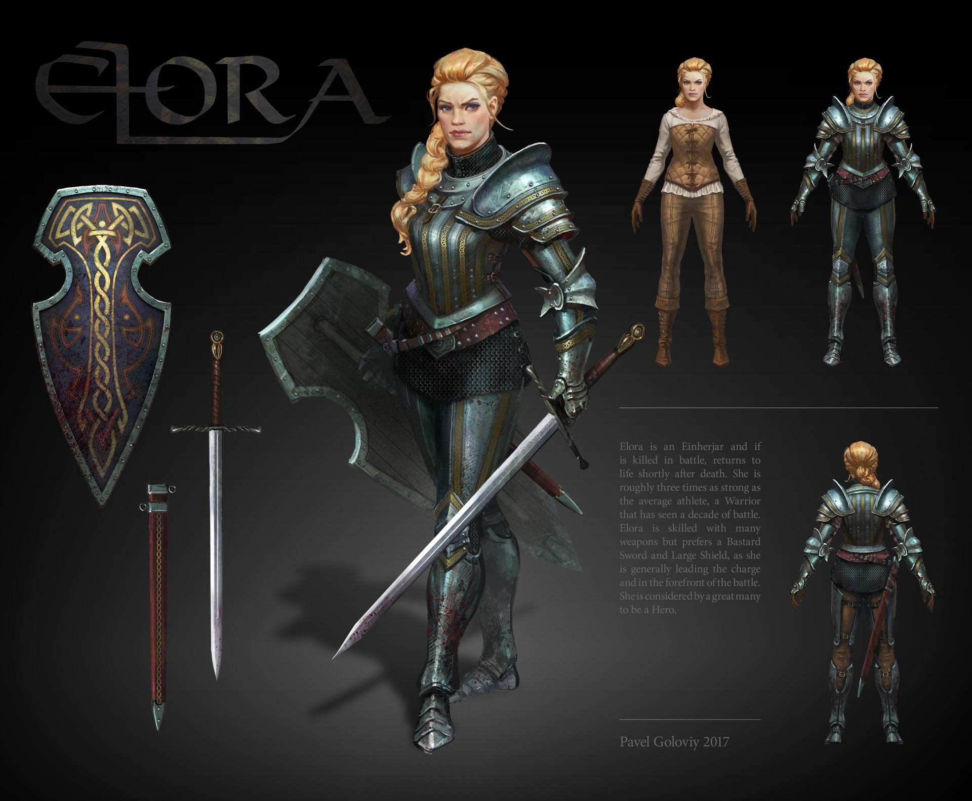 Pavel goloviy elora design sheet dark