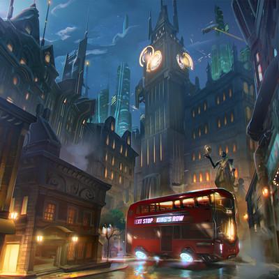 Ben zhang london concept 01