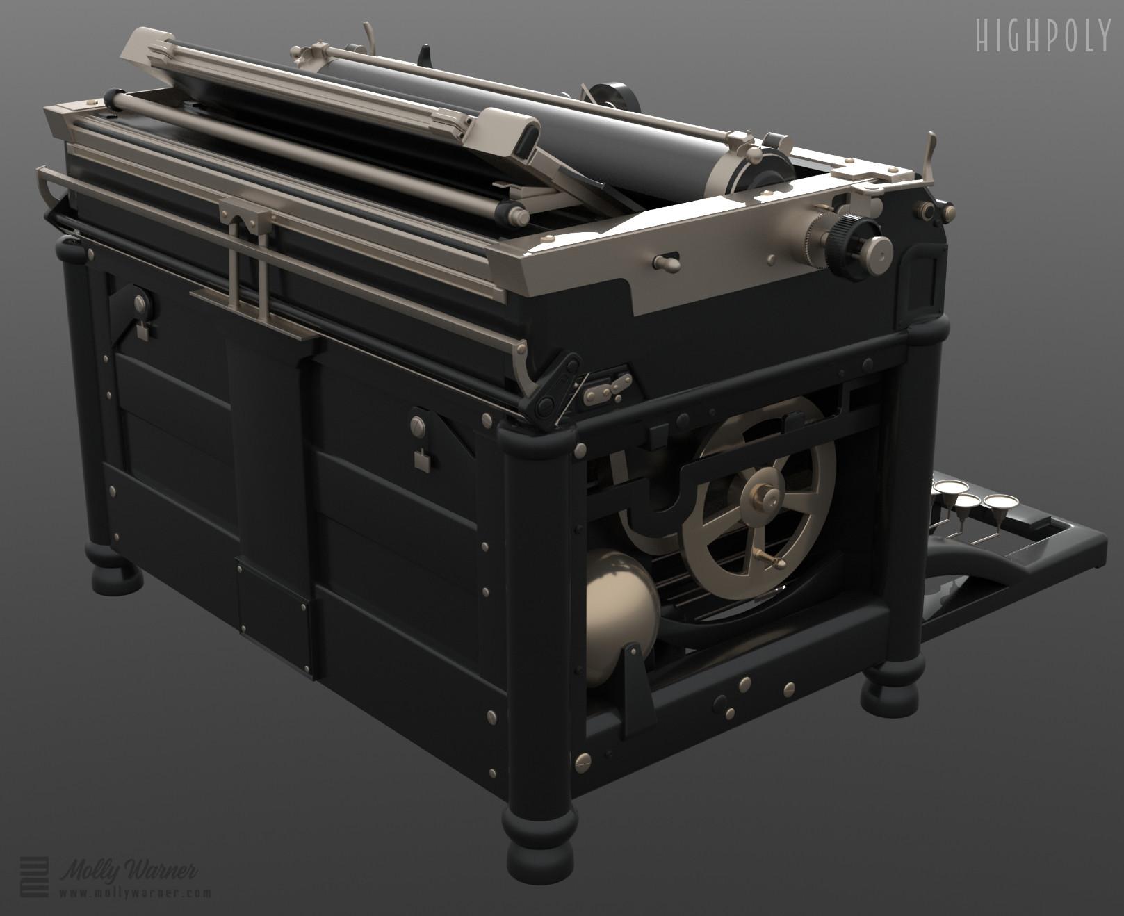 Molly warner mwarner typewriter final3