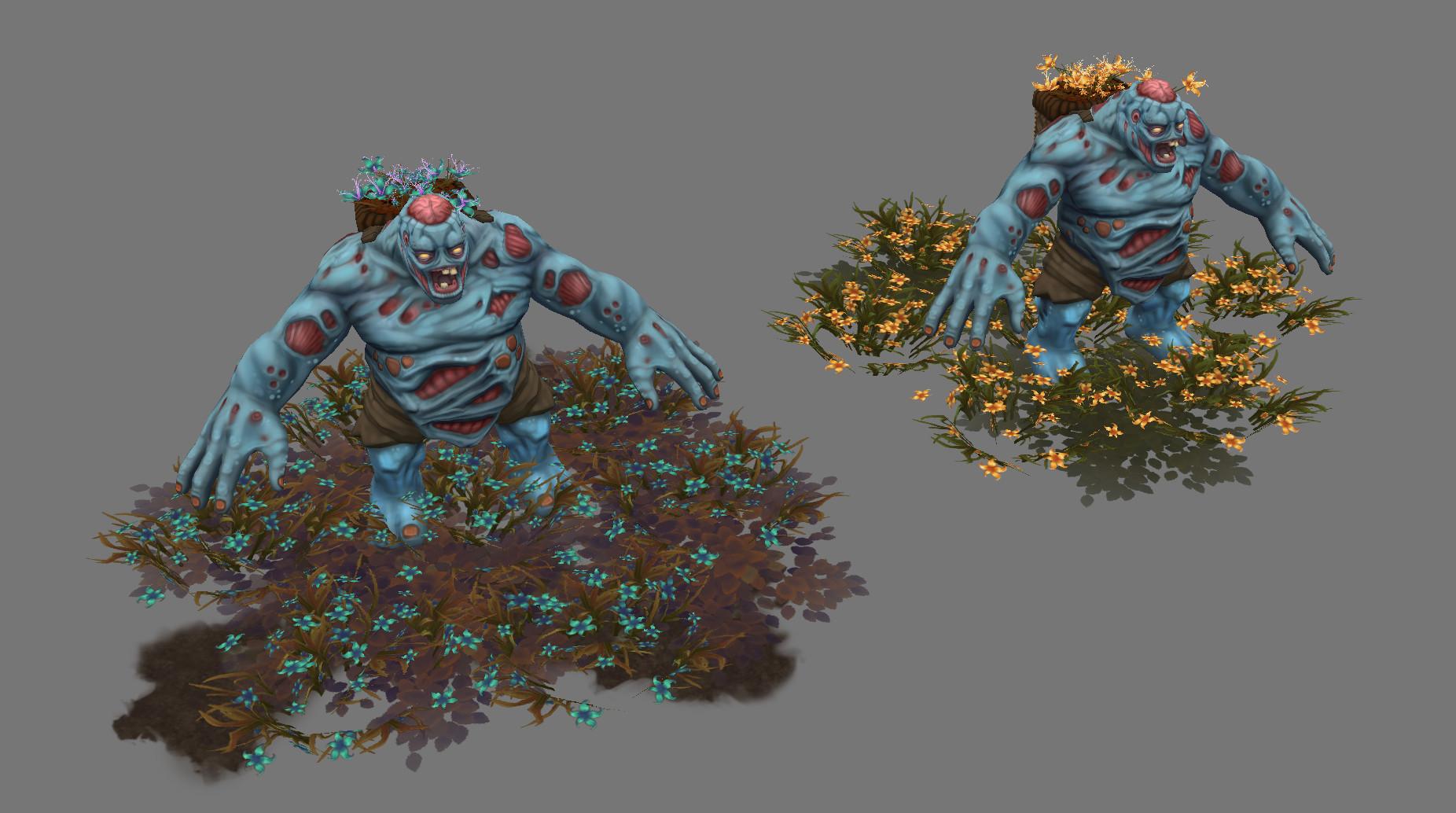Allan macdonald zombie harvester 02