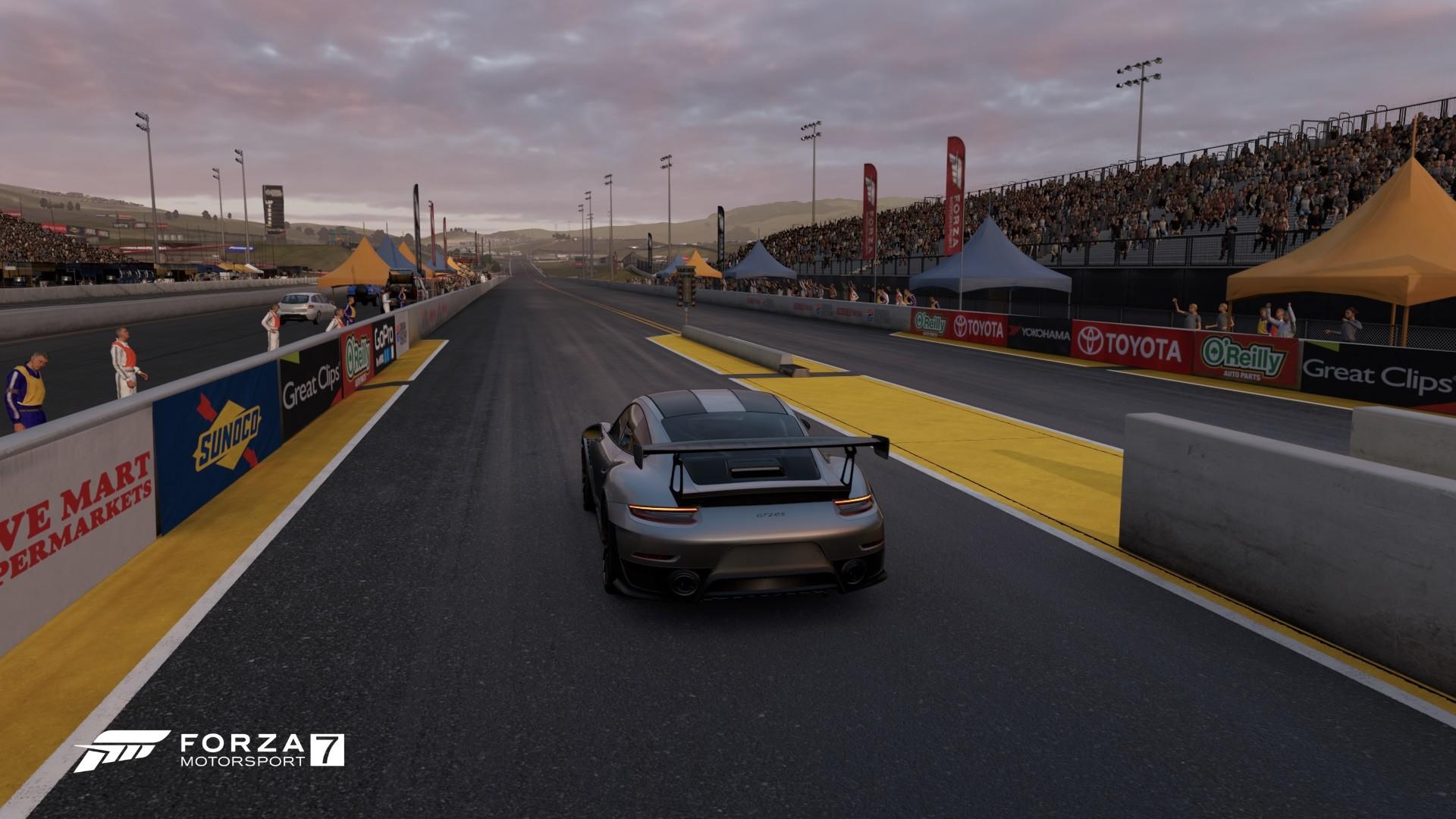 ArtStation - Forza Motorsport 7, Rogelio Delgado