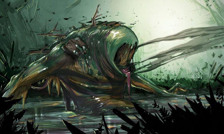 Fragoulis garoufalis swamp elemental
