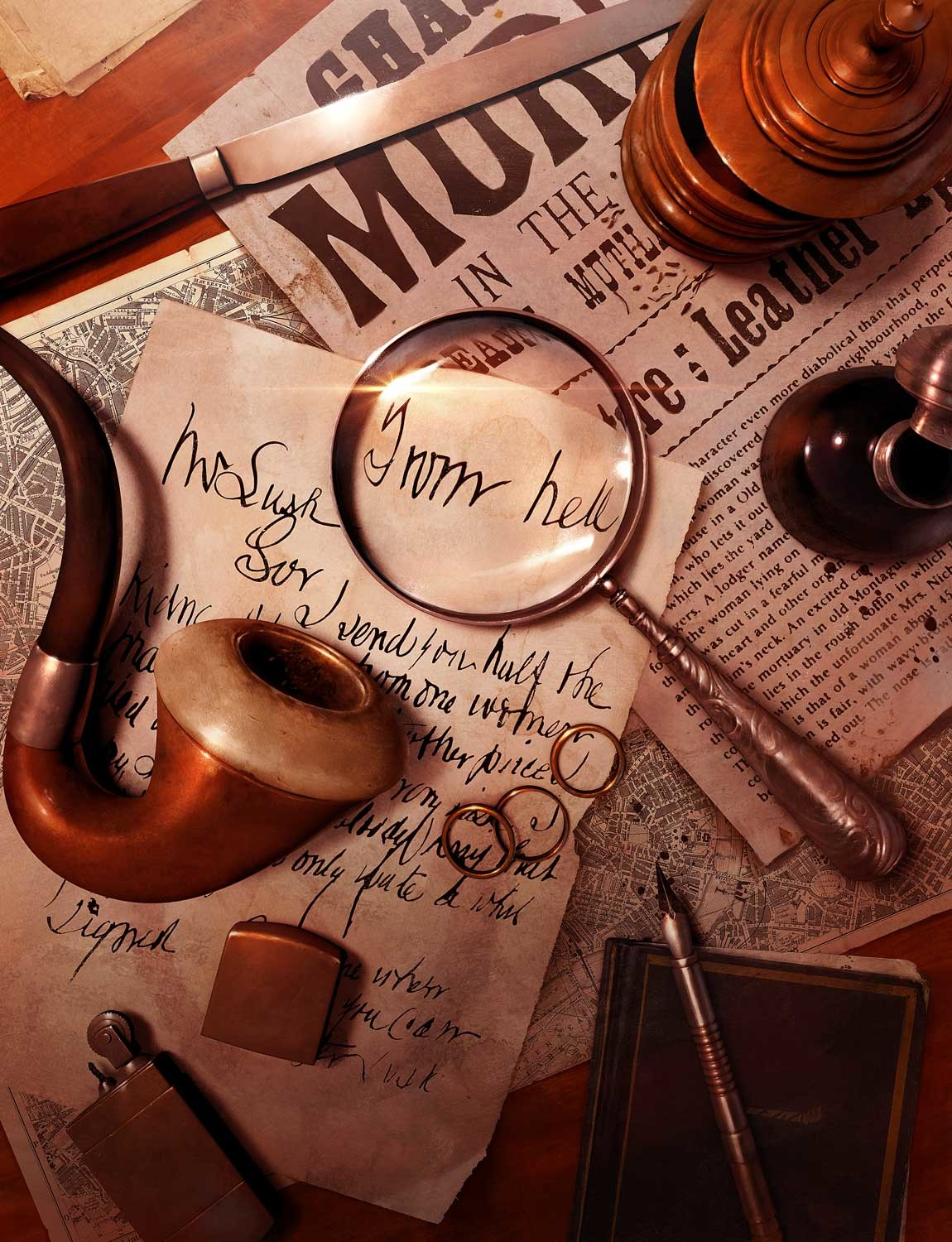 Pascal quidault sherlock holmes jack cover