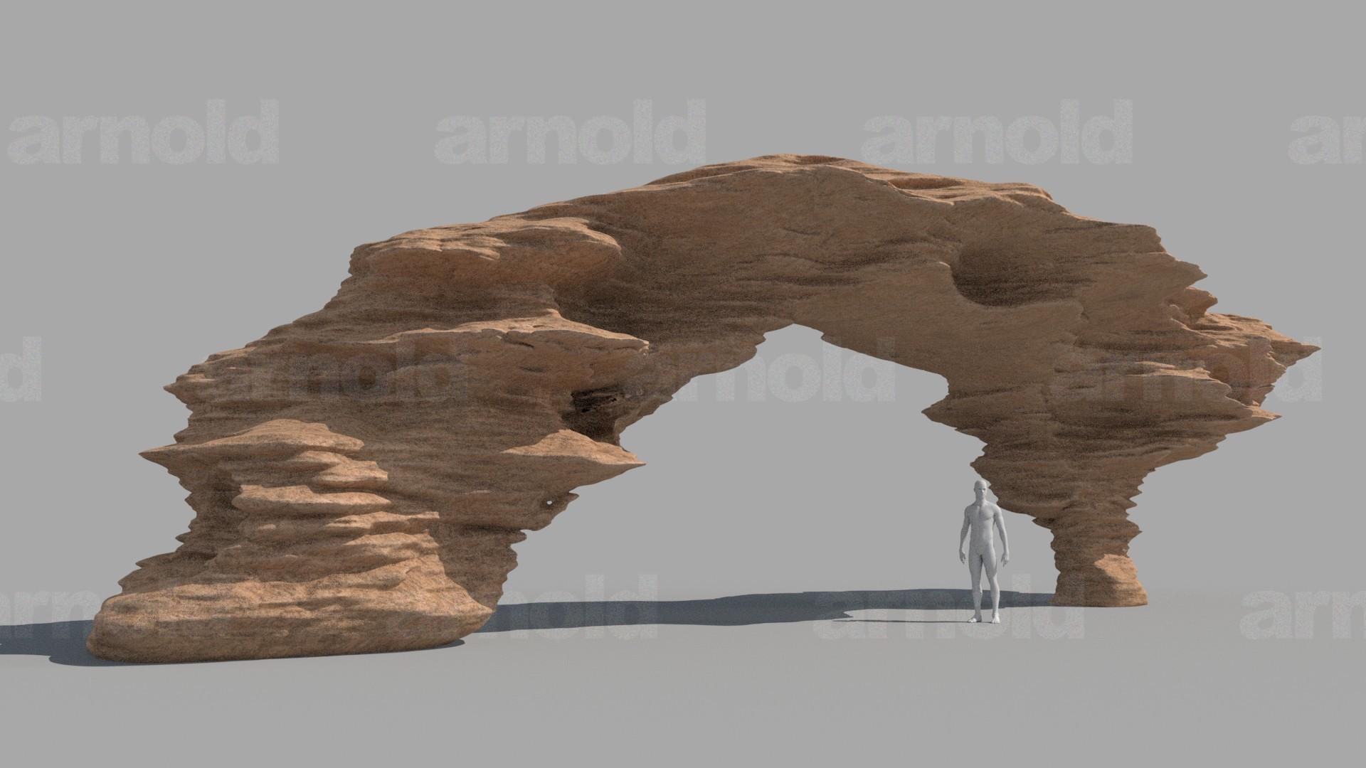 Cgmonkeyking rock b arch test01