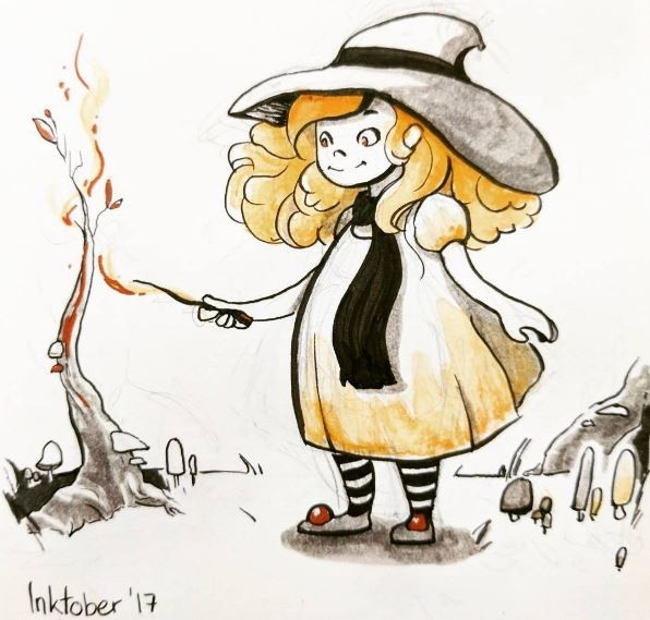 Ines robin witch