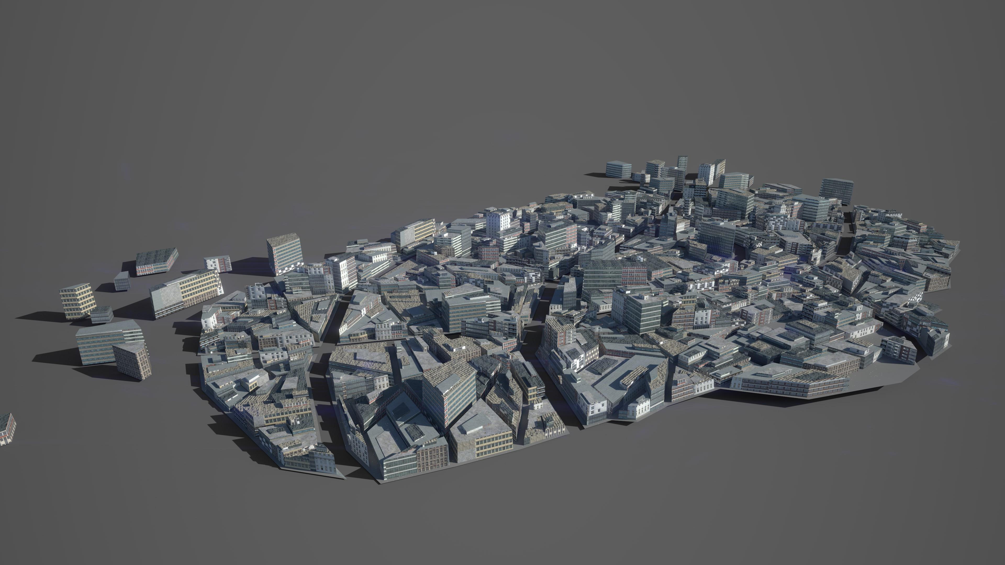 City far