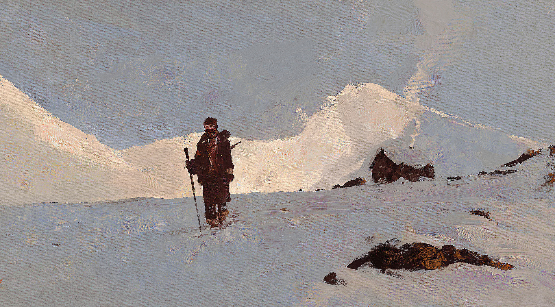 Greg rutkowski winter journey 1920 2