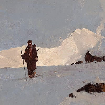 Greg rutkowski winter journey 1920 2