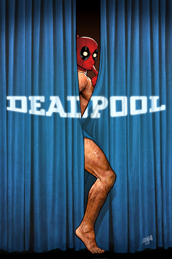 David nakayama deadpool rebirth 1000v