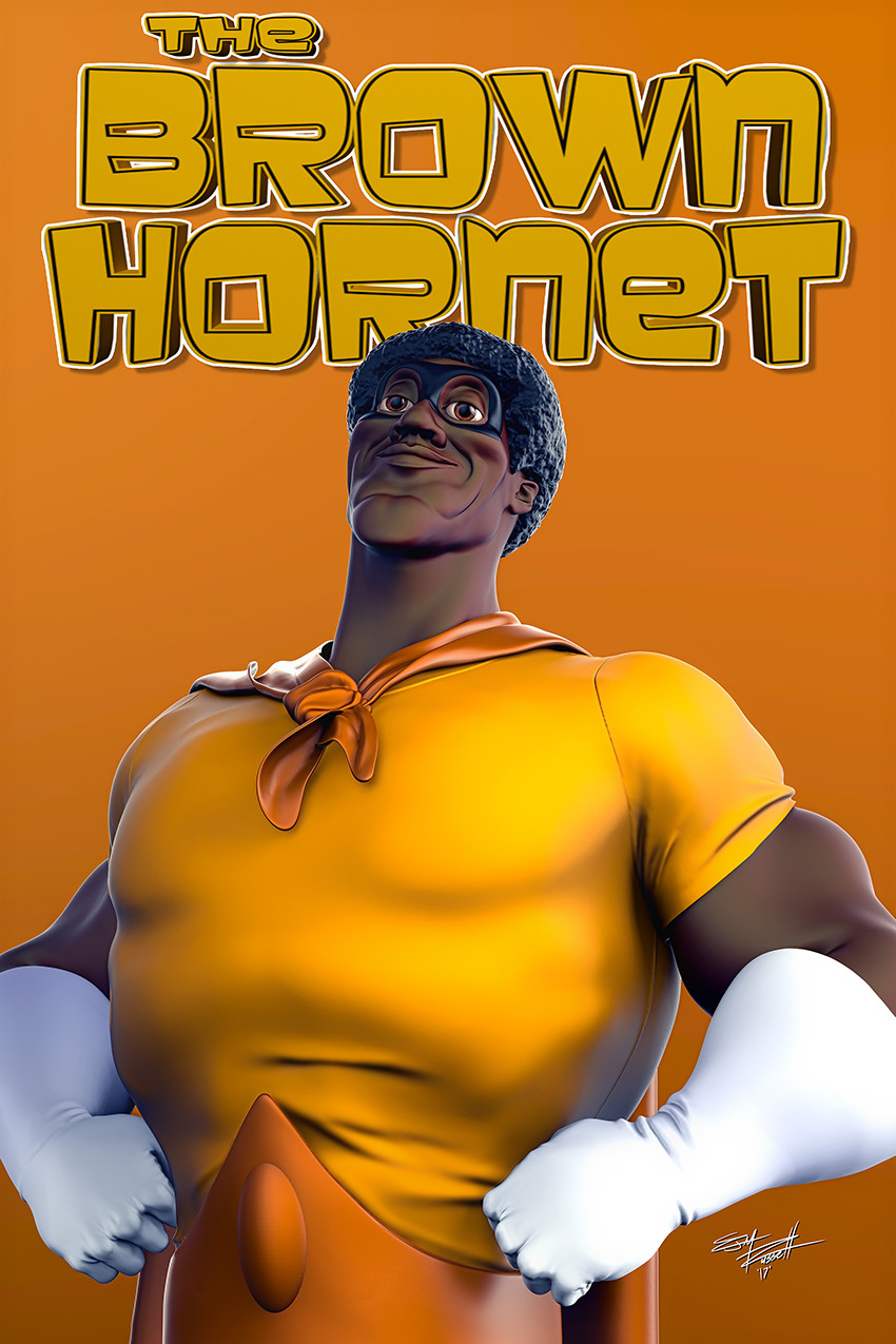 The Brown Hornet