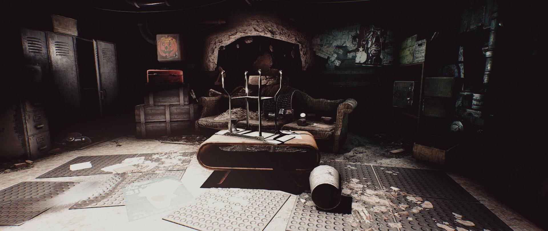 ArtStation - Level Design - Fallout 4, Griffin Leadabrand