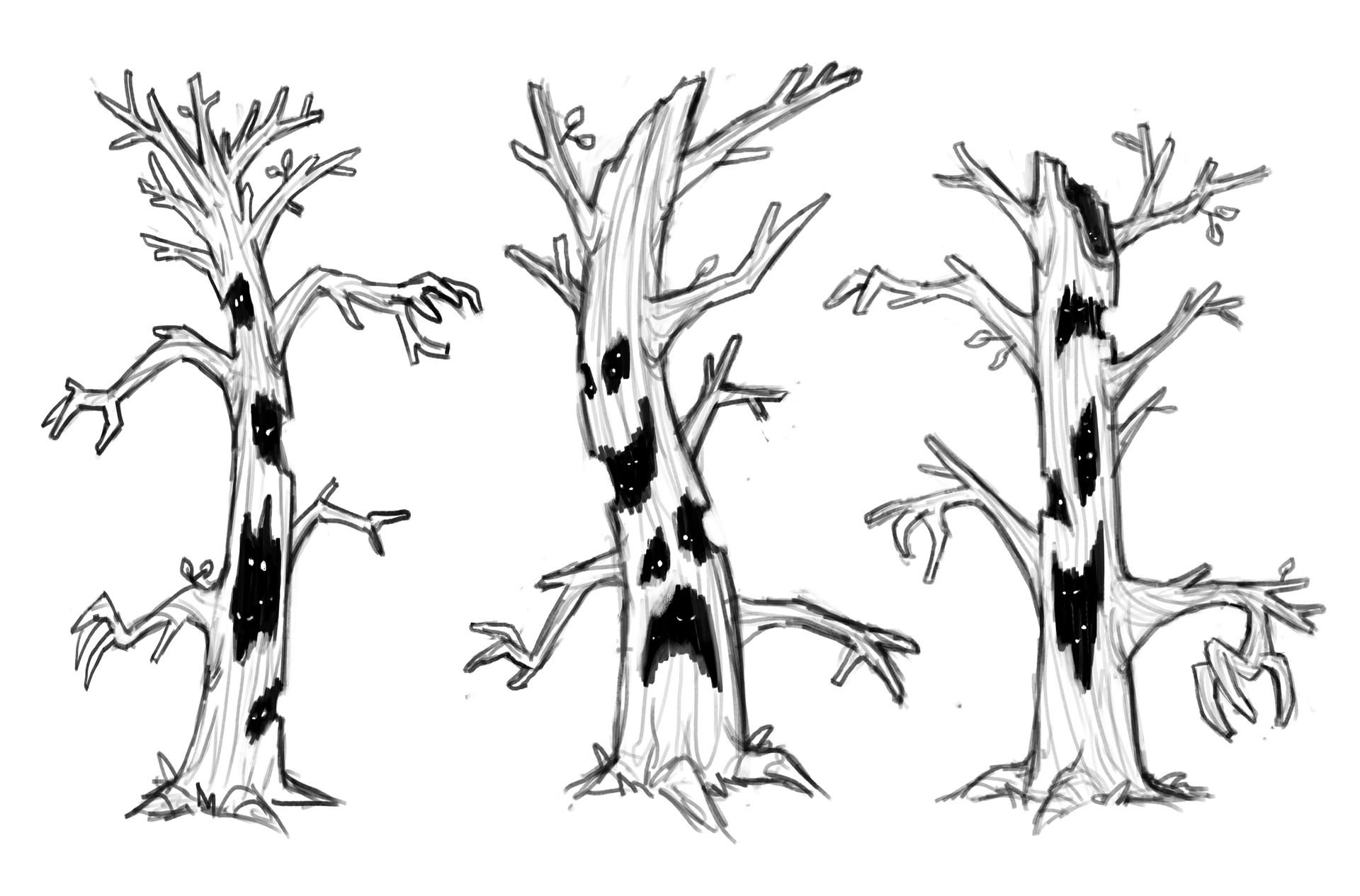 Luigi lucarelli snatcher trees