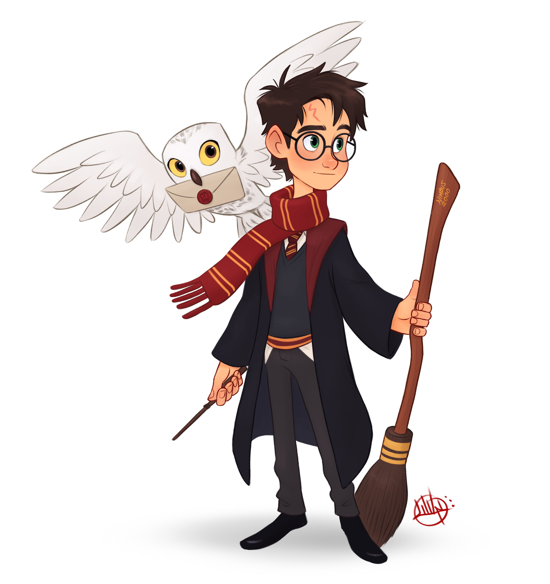 Luigi lucarelli harry potter