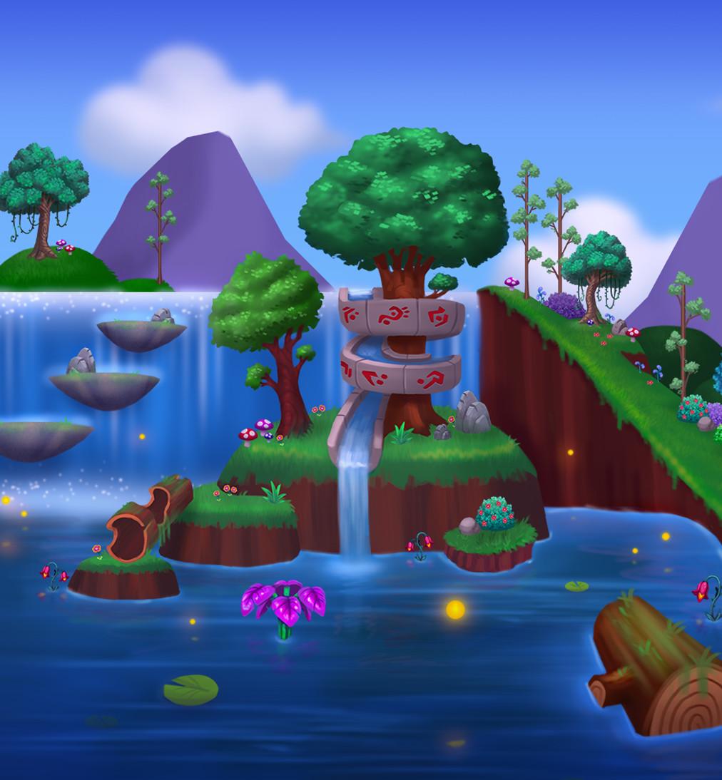 Temo Falls - Environment  4