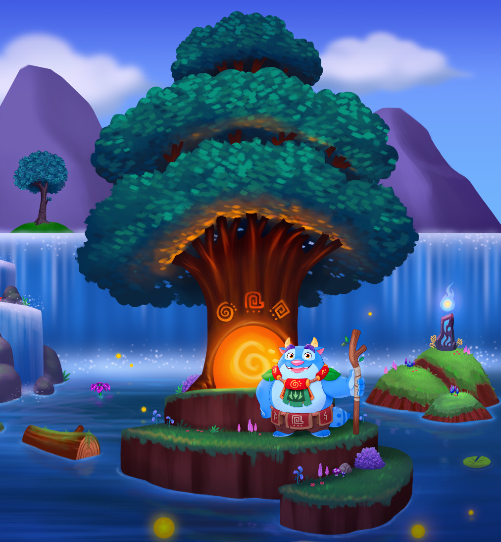 Temo Falls - Environment  3