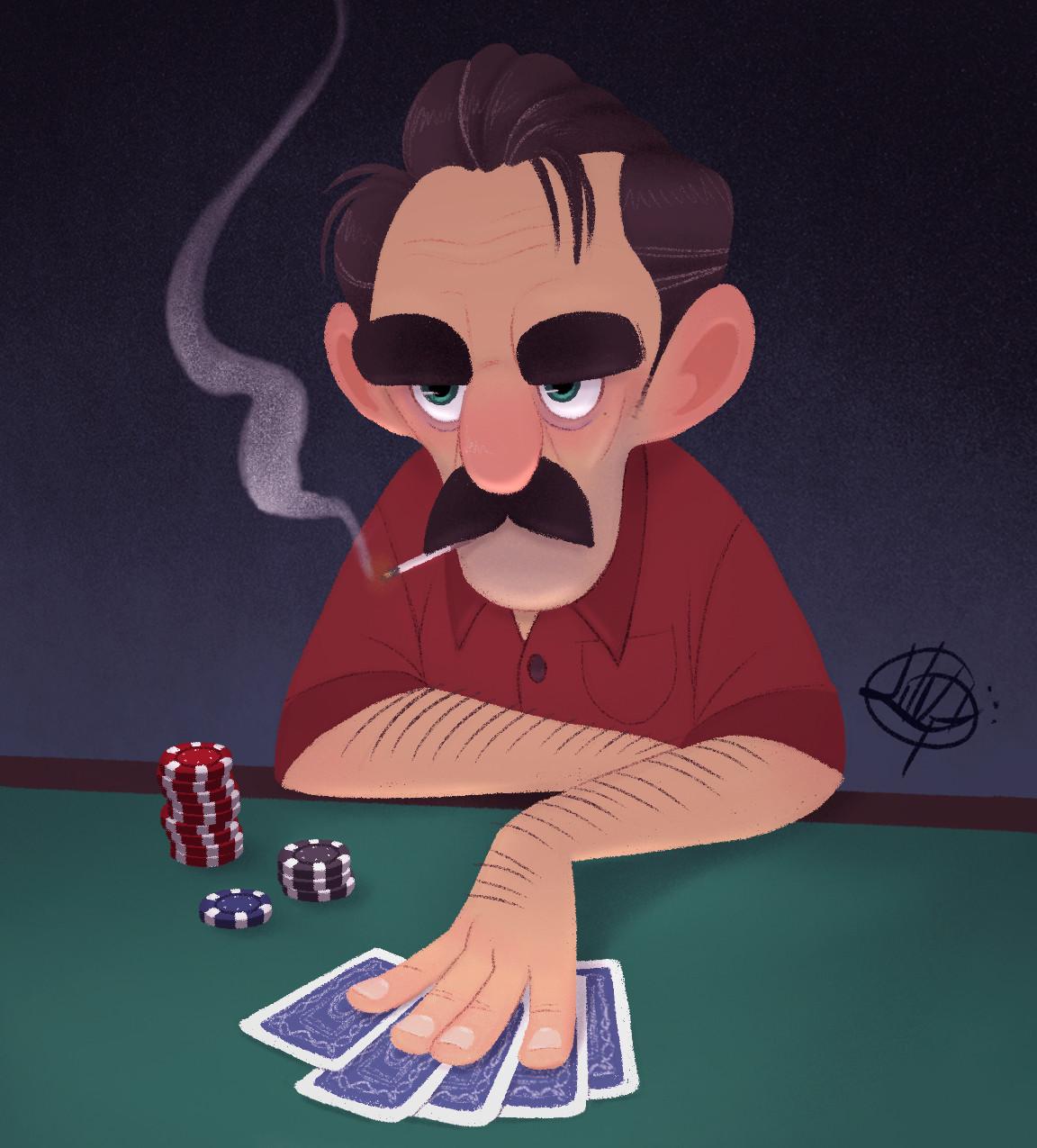 Luigi lucarelli cards