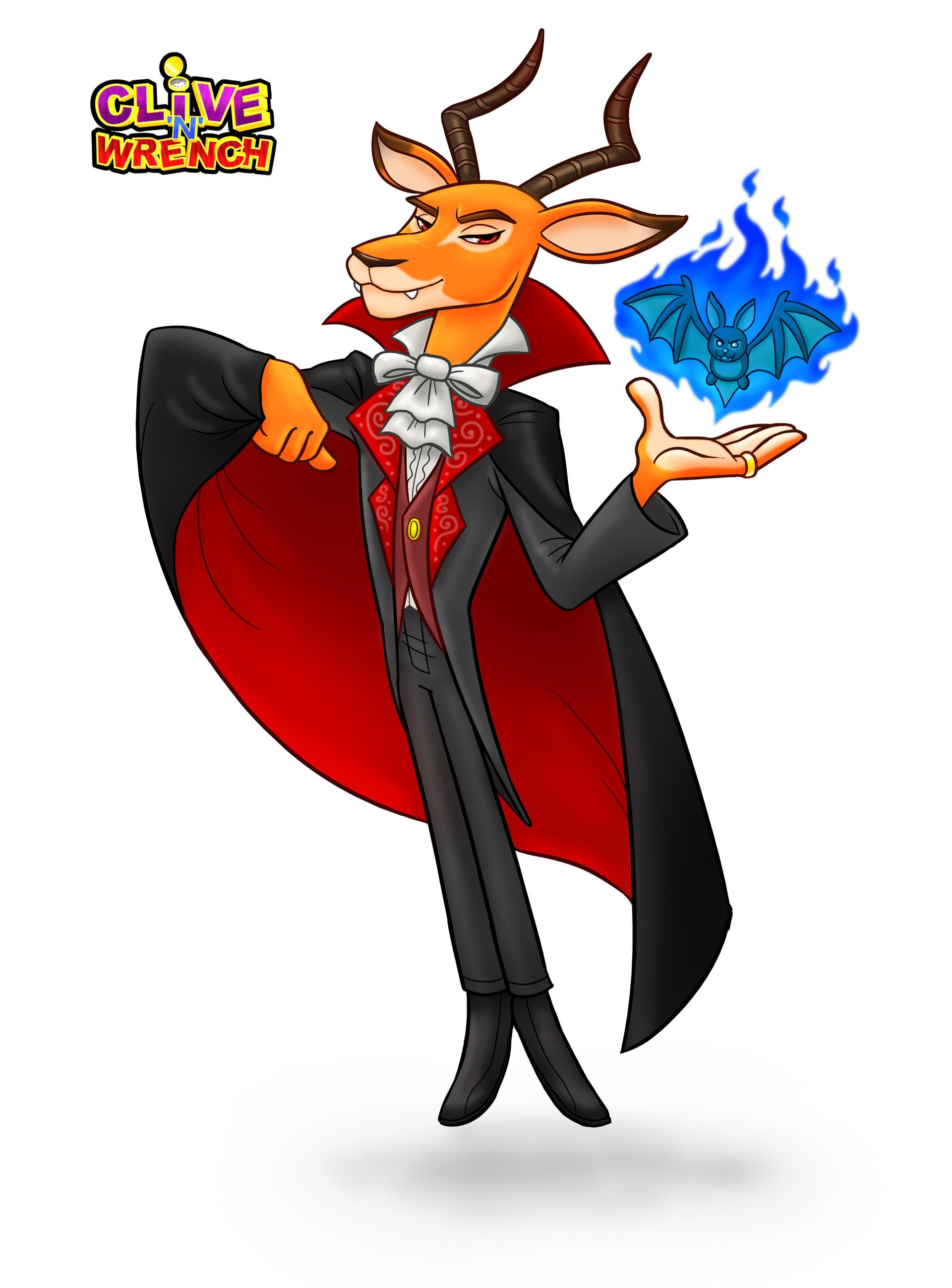 Luigi lucarelli vlx the impala