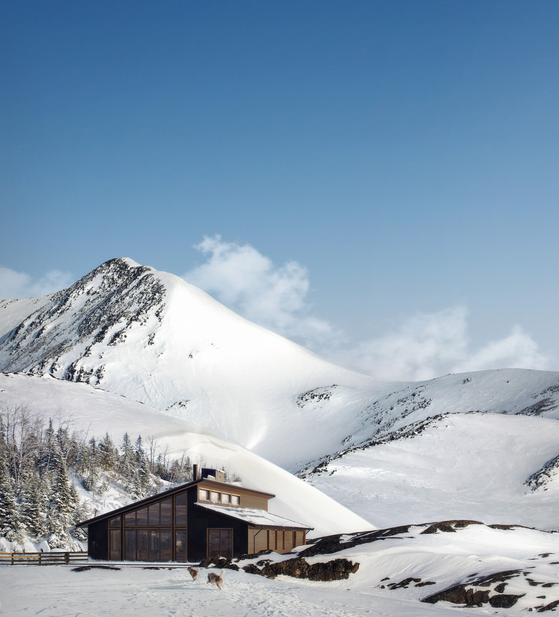 Martin jario artstation martinjario snowy mountains b 2