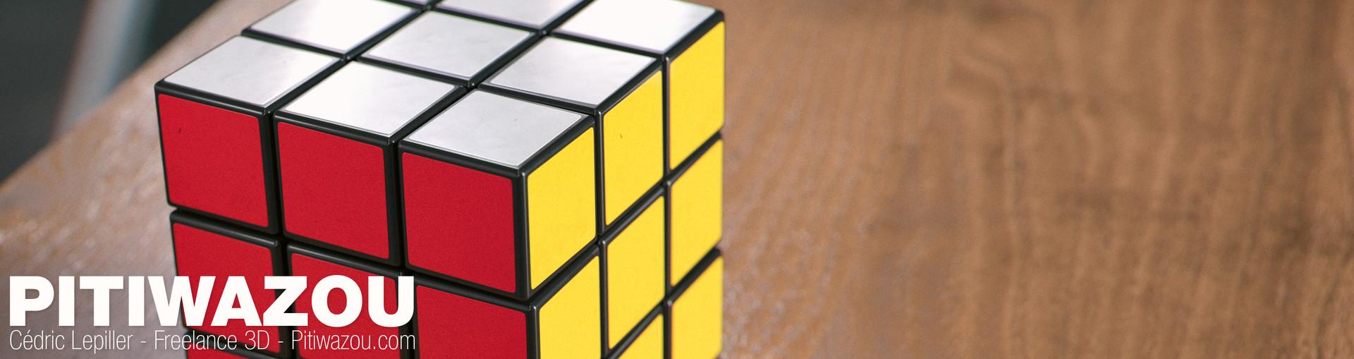 Cedric lepiller cedric lepiller rubiks cube 002 4k
