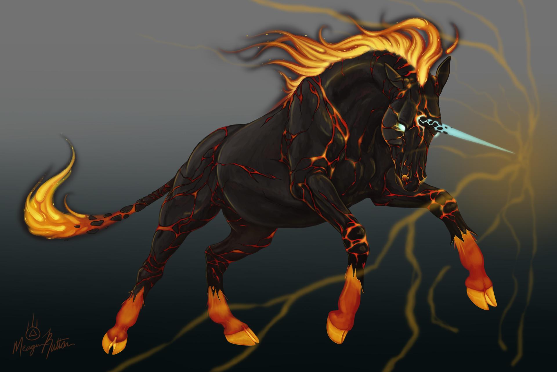 Meagen ruttan fire unicorn meagenruttan 2016 15