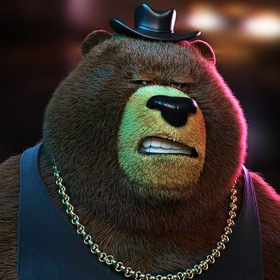 Marcelo r souza bear