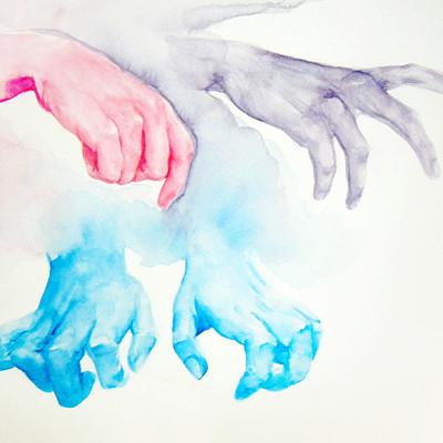 Ines robin wat hands 1