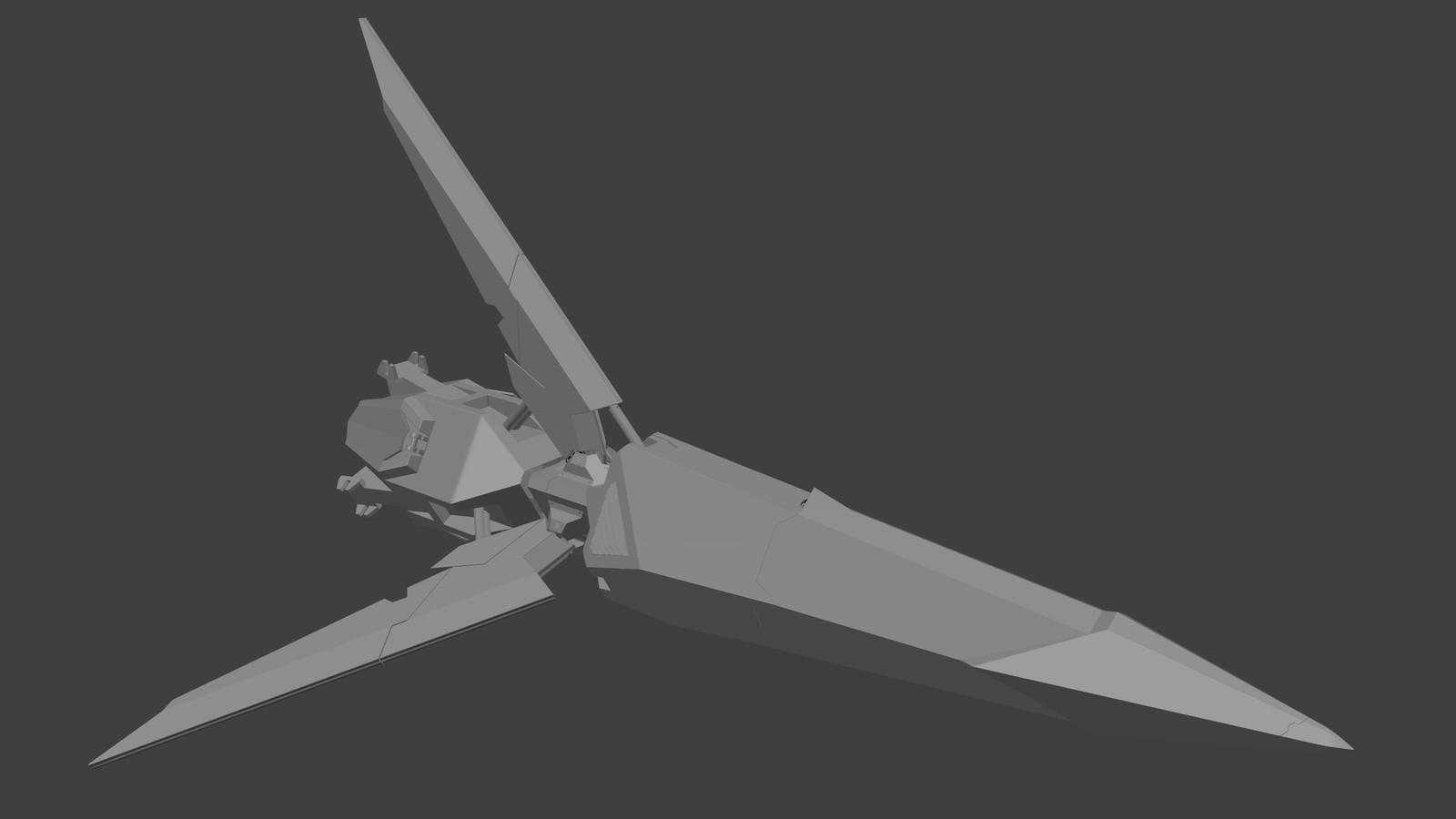 Stinger V1 - WIP 02