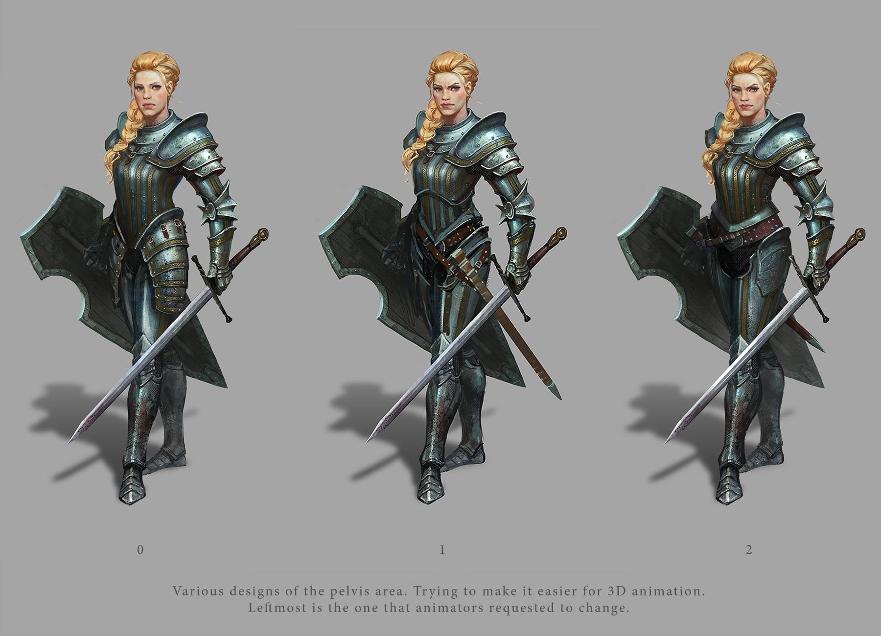 Pavel goloviy elora pelvis design variants