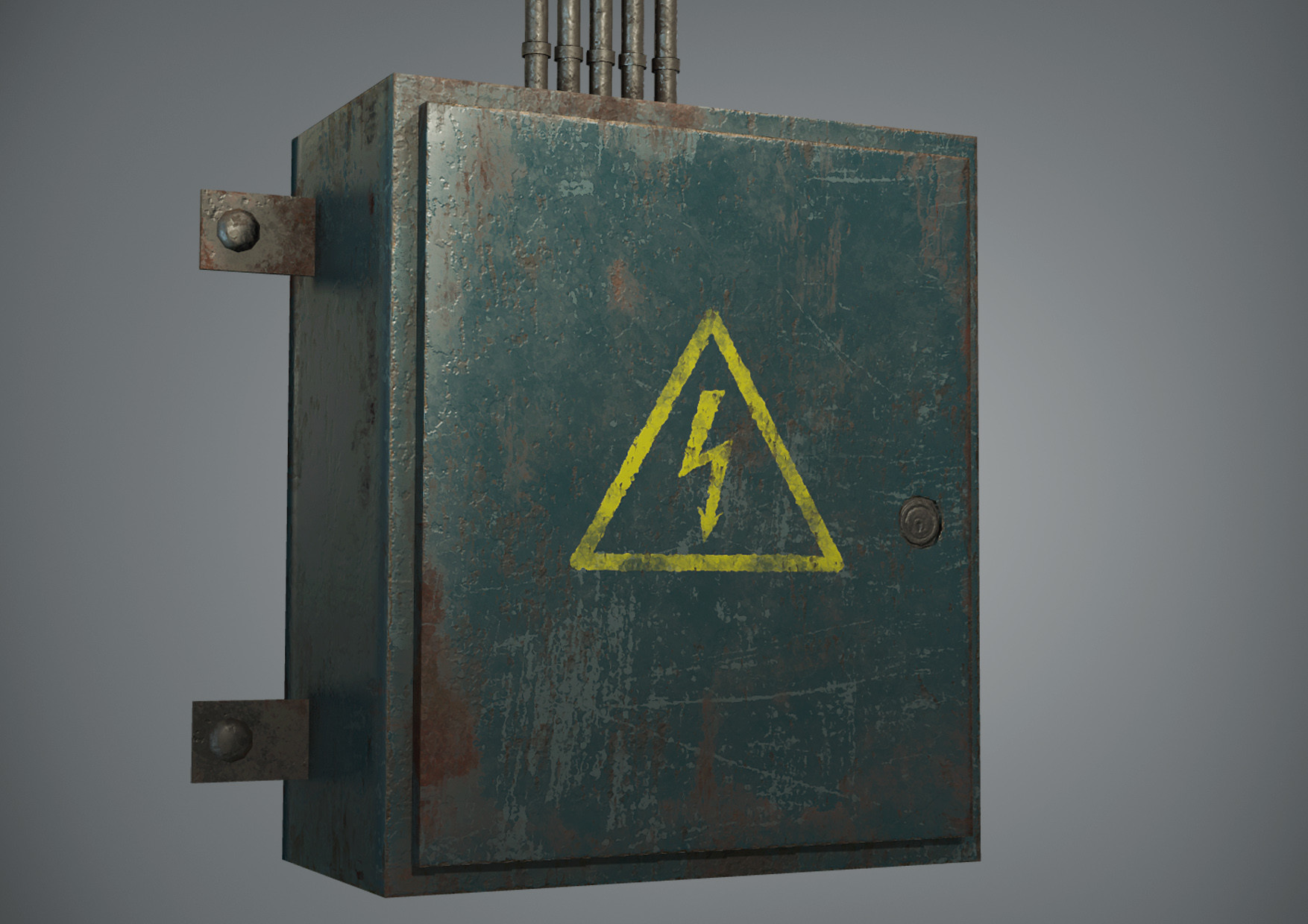 Andrew constantine electricbox
